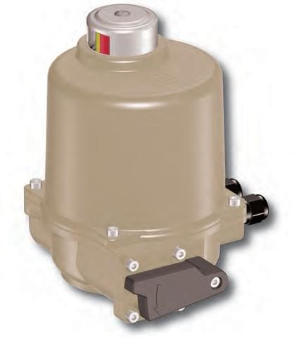 Электропривод ГЗ-В.600 КС