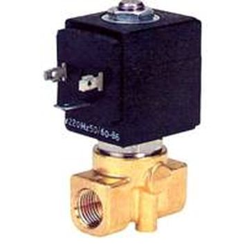 Соленоидный клапан прямого действия (нормально открытый) арт. 4041