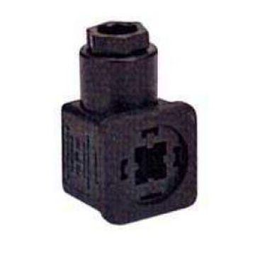 Коннектор с 3-х контактным разъемом к катушке 8 Вт